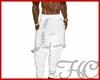 APEZ White Tactical Pant