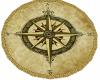 Nautical Round Rug