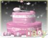 Baby Shower Cake Pink
