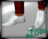 .L. Formal Shoes White