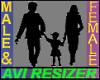 Derivable Avi Resizer