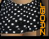 Short Dotted Skirt