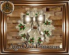 AD! Holiday Cabin Wreath