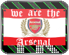 [TK] Flag: Arsenal FC