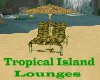 Tropical Island Lounges