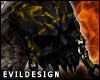 ! Evil Cursed Skull L IV
