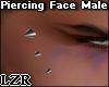 Piercing Face Male 1