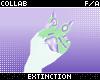 . zamne | fem claws