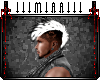 Mohawk Skull {Blk&White}