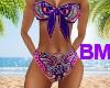 Psychedlic Bikini BM