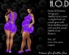 HOD|Bubble Clinic Gown