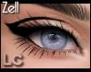 LC Zell Creased Eyeliner