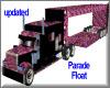Parade Float Truck