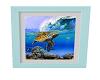 Sea Turtle Surf Painting