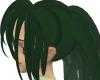 Dark Green Tiger Hair