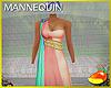 Mannequin - Pastel Toga