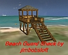 Beach Guard Shack