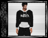 Blk & Wht Hoodie Brother