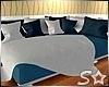 S* Corner Bed w/ Poses