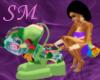 SM INFANT SEAT DORA V2