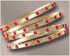 SZNS Bracelet Red L