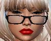 Black Nerd Glasses