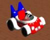 """USA """"1"""" Go Kart"""