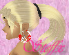 {S} Blonde Bad Girl