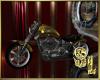 *Gold Harley