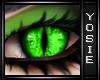 ~Y~Green Demon Eyes