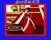 TEXAS DRESS RED EMPRESS