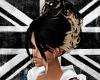 Black/Blonde Bailey