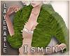 [Is] Fur Olive Coat