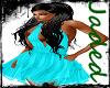 {JR}Blue Spring Dress