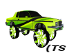 (TS) Cutlass Donk Lime