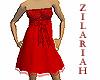 BabyDoll Dress Juicy Red