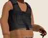 Brovvn Utility Vest