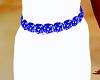 Blue Rose Belt