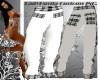 LHCI Blk/Wht Plaid Pants