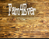 Fam4Ever Wooden Sign