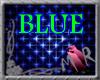 {MR} Blue Animated Disco