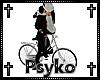 PB Bike poses