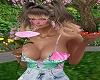 Pink Rose w/ Poses