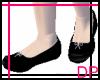 [DP] Pretty Black Flats
