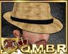 QMBR Fedora Gold&Blk