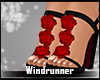 e Rosy Strappy Heels