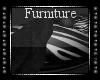 +P+ Oval Zebra Chaise