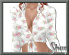 Ellymae Floral Tied Top