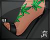 !E! Rox Weed (HEELS)