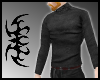 ASM Black Knitted Shirt